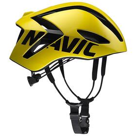 Mavic Comete Ultimate - Casco de bicicleta Hombre - amarillo/negro